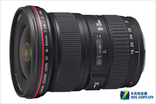 佳能16-35mm/F2.8镜头试用