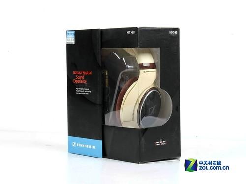重磅HiFi新品 森海塞尔HD598耳机图赏