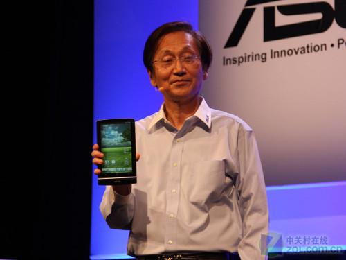 CES2011鸣枪 华硕首发四款平板电脑