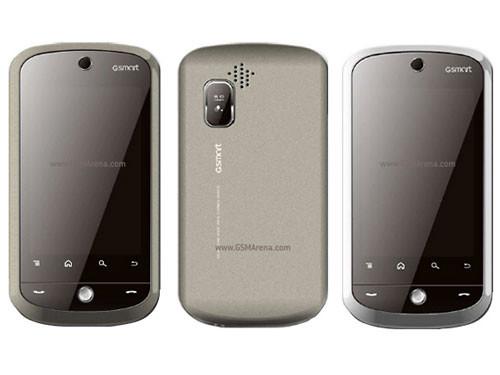 双卡Android 2.2 GSmart G1310抢滩东欧