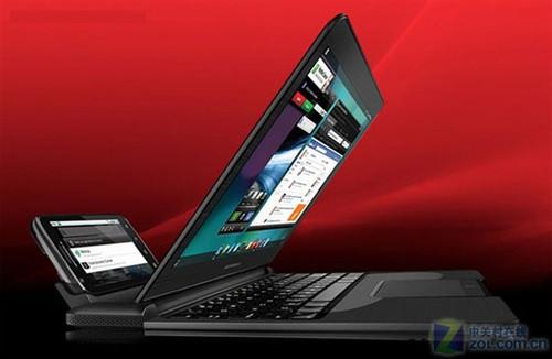 双核CPU,1G RAM,16G ROM 的手机兼笔记本 摩托罗拉Atrix 4G