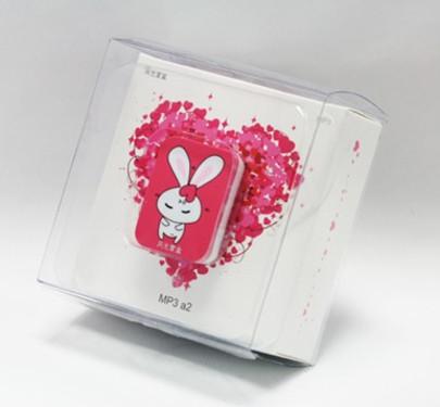 月光宝盒推出兔年情侣MP3
