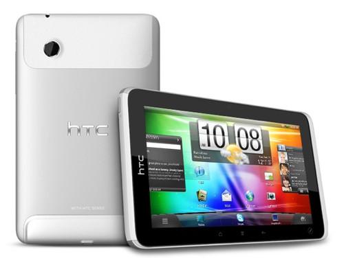 HTC公布Flyer平板电脑 配1.5GHz处理器