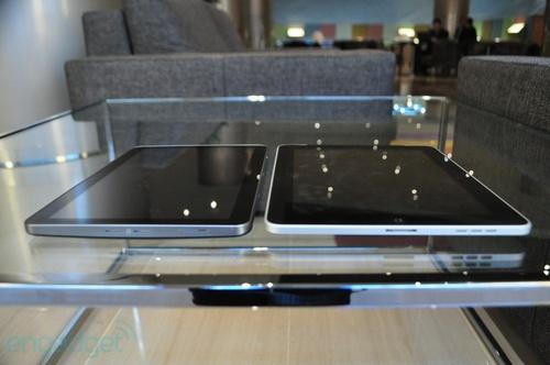 三星10英寸Galaxy Tab对决苹果iPad(图)