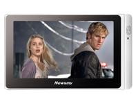 【限时抢购+包邮】纽曼A51HD 8G 5寸触摸屏支持1080P高清带英语词典游戏功能