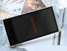 翻盖安卓机 夏普SH7218U稳定价再到货