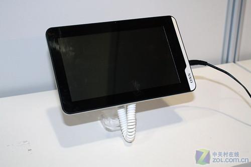 欧恩亮相CeBIT 展出MID以及车载MP3设备