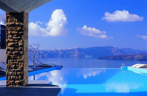 水天相连 爱琴海超豪华海景房全展示