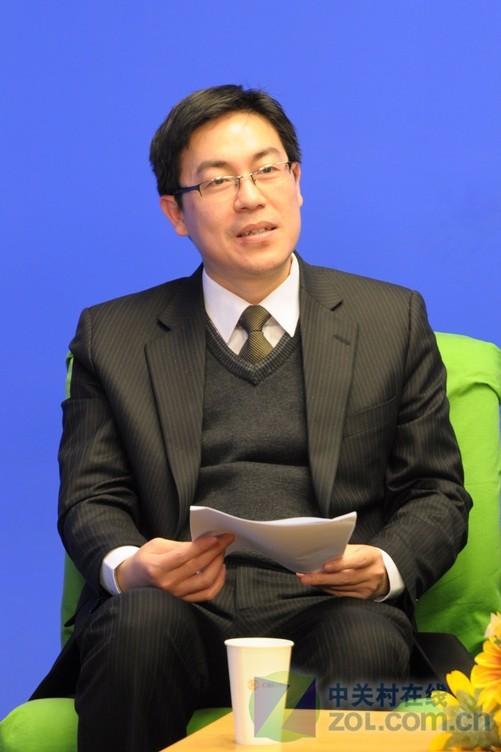 华硕电脑中国业务总部产品总监许明廉(mike)