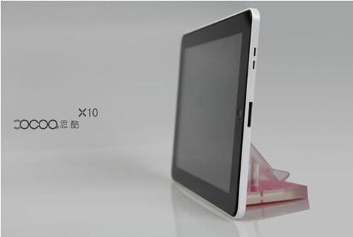 800MHZ 飞思卡尔 +多点电容 思酷X10曝光