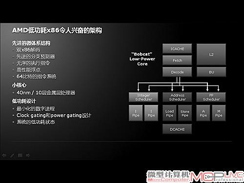 AMD的非对称优势 Fusion APU解析