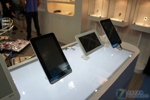 产品覆盖面广泛 一览欧恩香港电子展展台