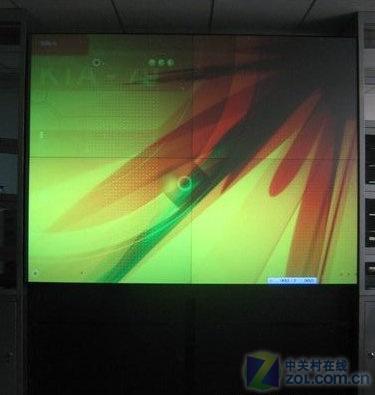 2 2大屏拼接 紫光清投搭建运输行业