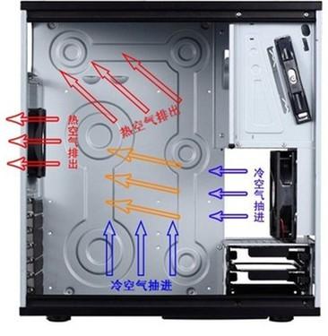 空调机箱内部结构图