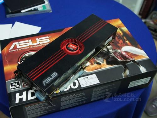 纯公版卡皇再到 顶级HD6990零售5999元