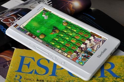 电子书游戏也强悍 优派P703精品游戏推荐