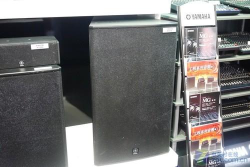 PALM2011:雅马哈全系列专业音箱现身