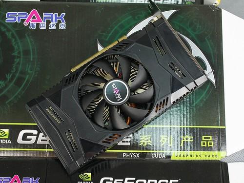 斯巴达克GTX550Ti