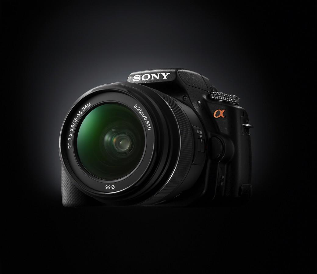 【高清图】 索尼单电数码相机最新产品a35官方图赏图12