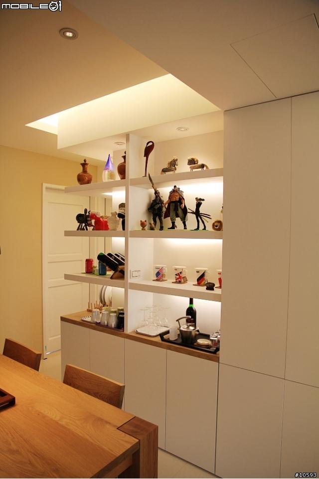 房子欧式展示柜设计