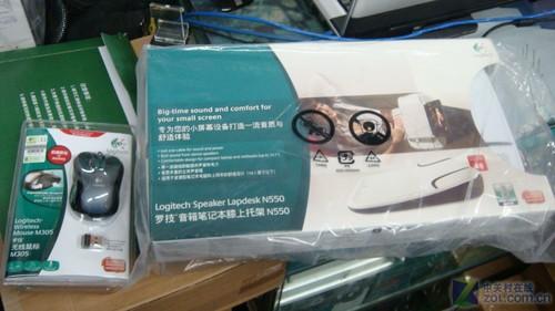 m305无线笔记本鼠标小巧,圆润,在整体设计上注入了较强的人体工学元素