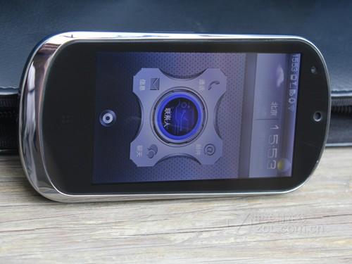 联想 乐Phone S1 黑色 正面图