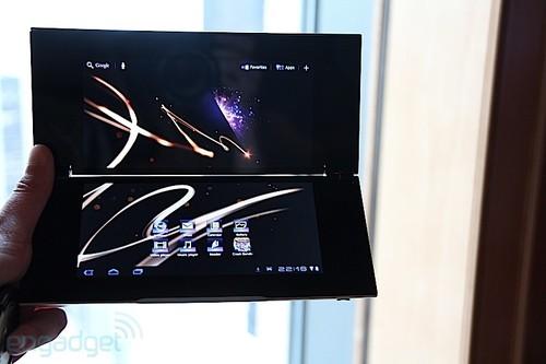 索尼S1和S2平板电脑实机欣赏(组图)