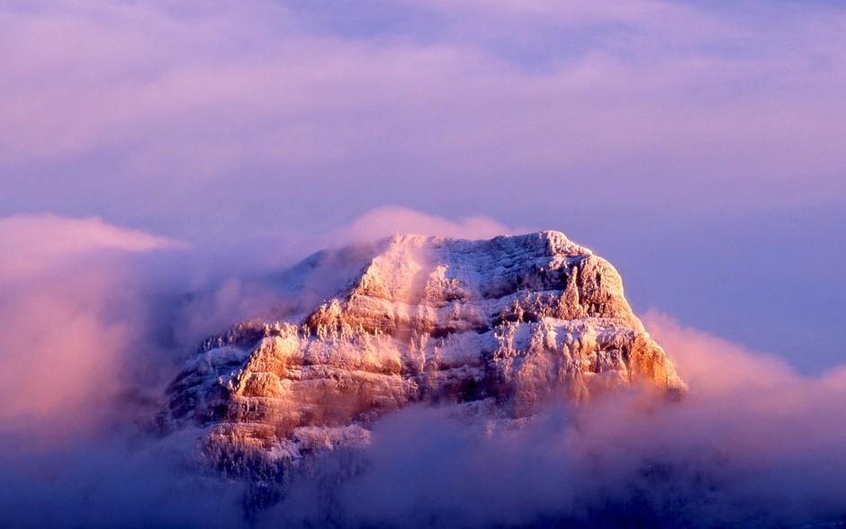 自然风景mac壁纸(1440*900)