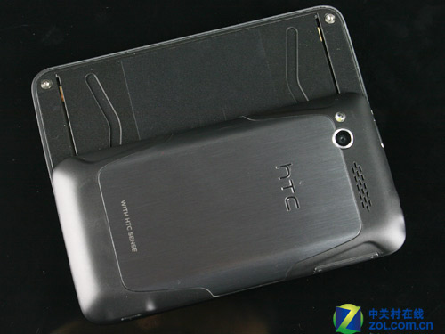 ?嗷琎WERTY智能 HTC S610d独家真机图赏