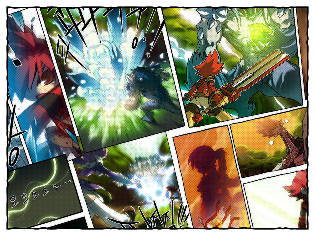 【高清图】 《艾尔之光》迟来的动漫格斗游戏评测!图2