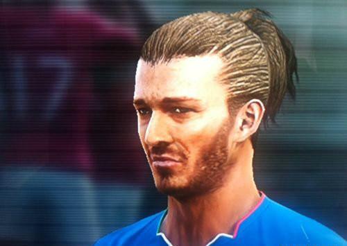 《实况足球2012》最新截图 人物头像展示
