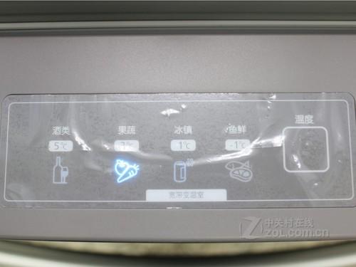 led触屏设计 三星多开门冰箱售价破3万