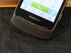 联想 乐Phone P70 黑色 按键图