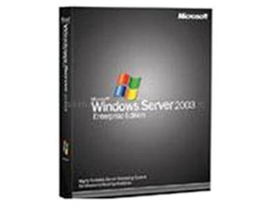 Microsoft 2003 企业版 25用户 简体中文版 for dell