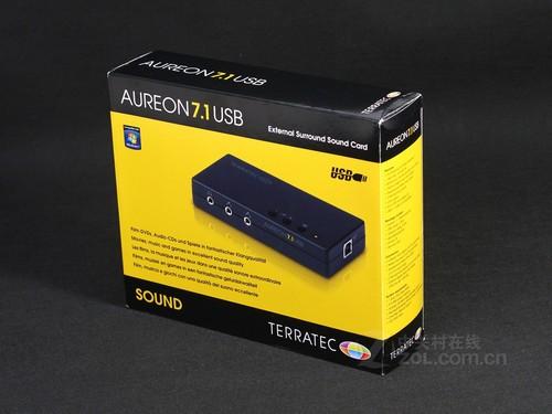 Aureon 7.1 USB 黑色 包装图