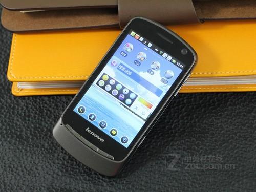 联想 乐Phone P70 黑色 外观图