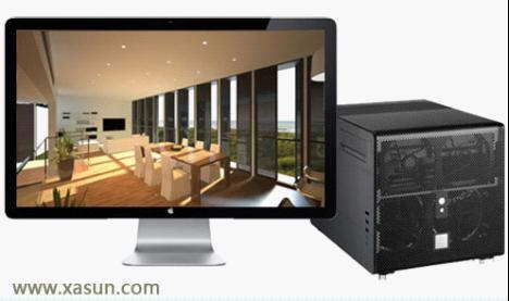 堪称完美的BIM建筑工作站及存储解决方案