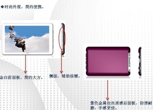 强悍1080P视频解码 爱国者PMP662售399元
