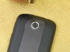 HTC 达人 黑色 摄像头图