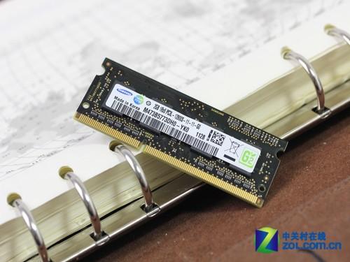 高频惊叹号 三星 DDR3-1600内存测试
