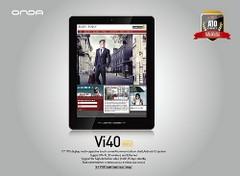 16GB版到货 昂达Vi40精英版售价1199元