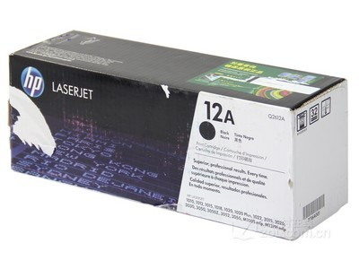 HP 12A(Q2612A) 北京腾达办公 (专注惠普十年)在线购买硒耗材   送精美礼品一份 手动起来值得购买!
