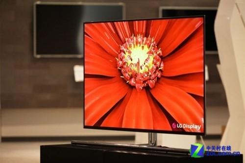 5mm厚度 LG正式发布世界最大OLED面板