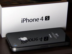 苹果iPhone4S