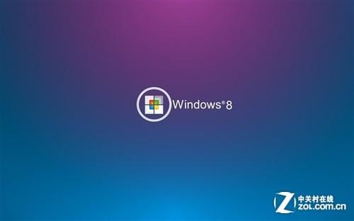 Windows8界面