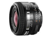 尼康AF 35mm f/2D