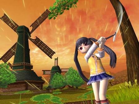 Wii平台 魔法飞球 最新游戏画面公开