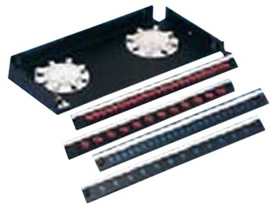 CommScope 12口19英吋光纤配线架面板(12-ST)