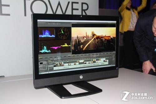 激发创造力 惠普一体化工作站Z1初体验
