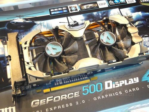 多屏无难事 影驰四屏GTX560到货1399元